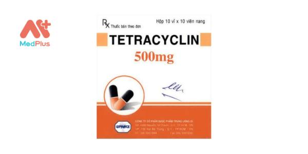 Tetracyclin 500 mg