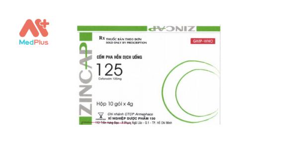 Zincap 125