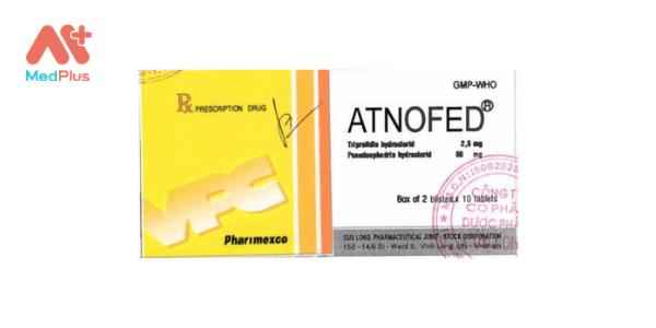 Atnofed