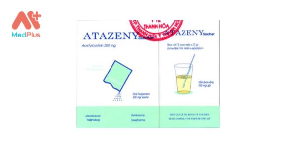 Atazeny Sachet
