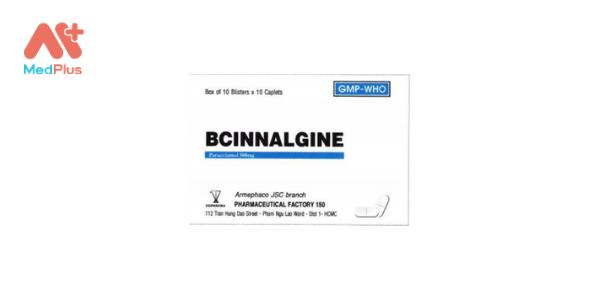 Bcinnalgine