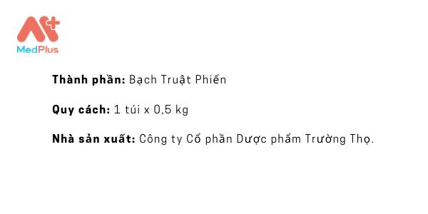 Bạch Truật Phiến