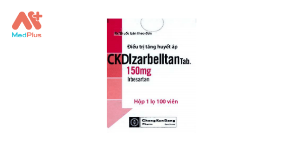 CKDIzarbelltan Tab. 150 mg