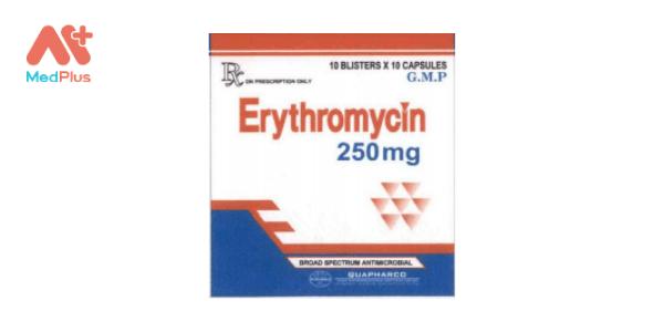 Erythromycin 250 mg