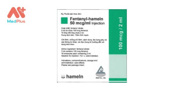 Fentanyl - Hameln 50 mcg/ ml