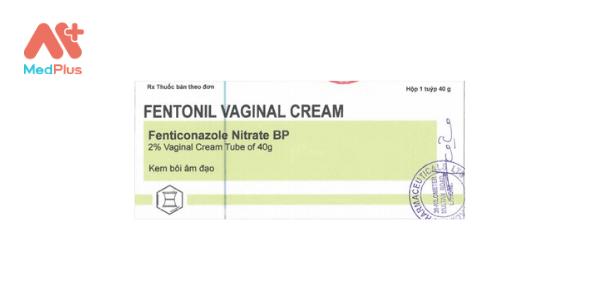 Fentonil Vaginal Cream