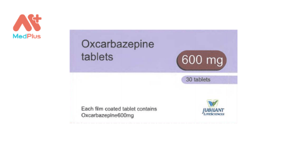 Oxcarbazepine Tablets 600mg