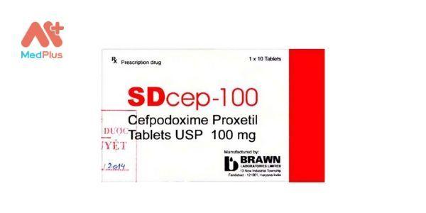 SDCEP-100