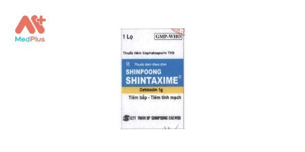 Shinpoong Shintaxime