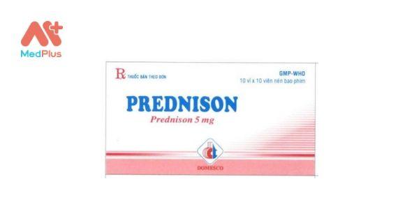 Prednison 5 mg